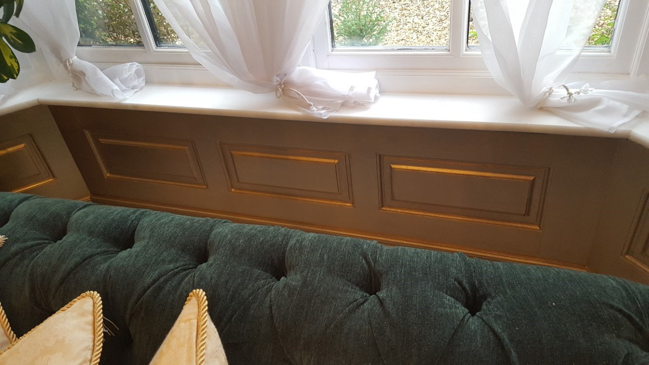 half height panelling