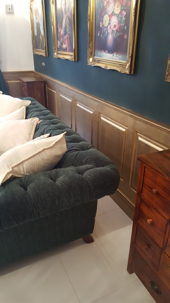 Half Wall Wood Paneling: New Photos In - Wall Panelling Experts