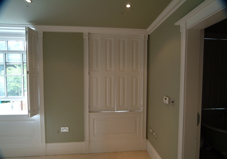 window shutters, lancashire made in the UK