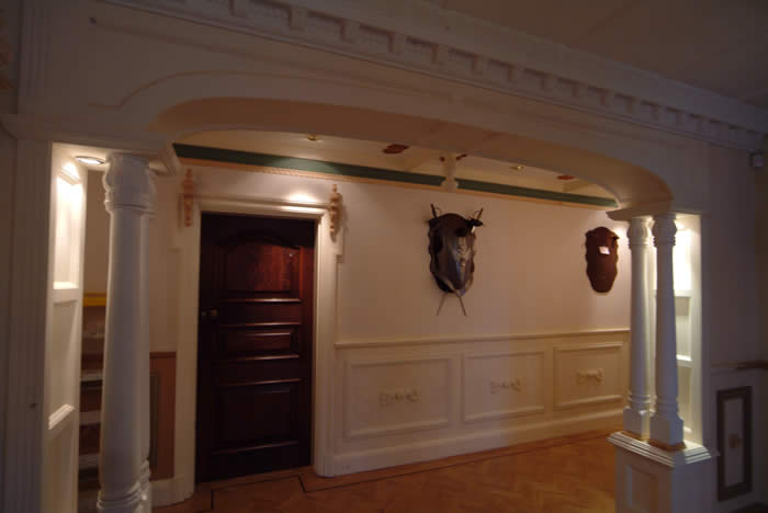 decorative wall panels by wall panelling  cheshire british made by wall panelling experts