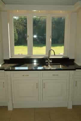 hand made kitchens from wall panelling ltd