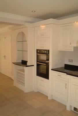 kitchen ideas from wall panelling cheshire