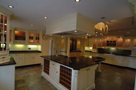kitchen doors by wall panelling ltd
