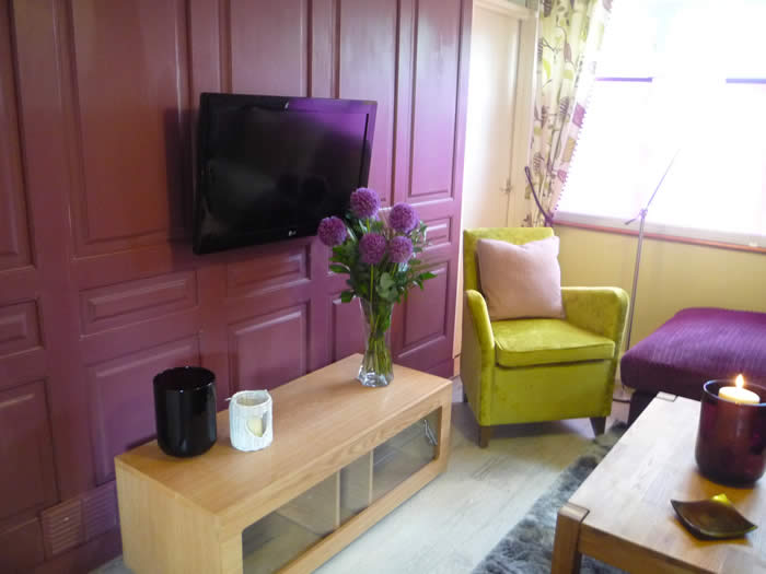 Georgian Wall Apenlling For Itv 1 60mm Living Room Panelling Itv1 John Amabile Made