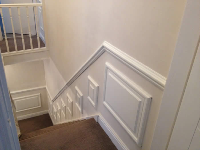 georgian budget panelling by wall panelling experts