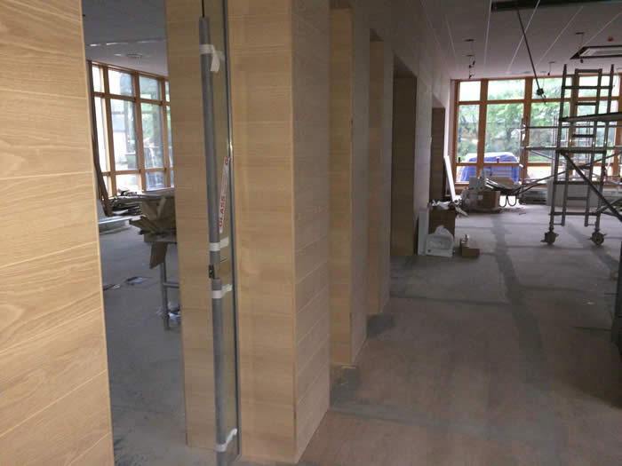 Boardrooms And Offices Commercial Panelling Wall Panelling Experts