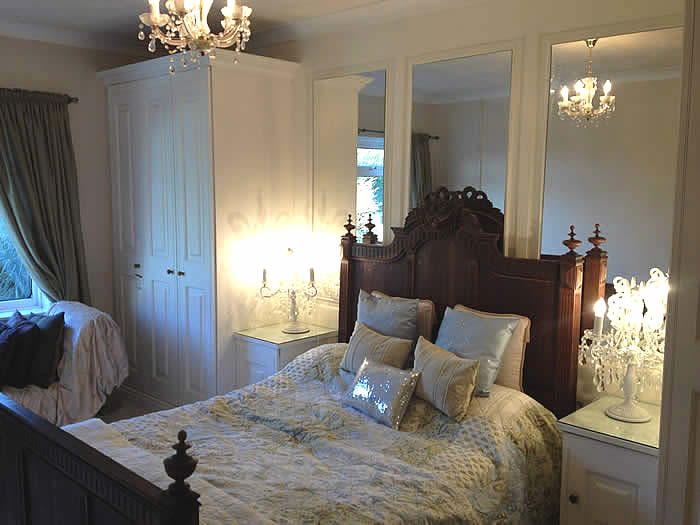 mirrored panelling by wall panelling experts