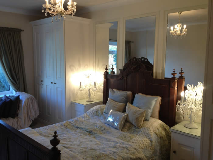 mirrored wall panelling by wall panelling experts