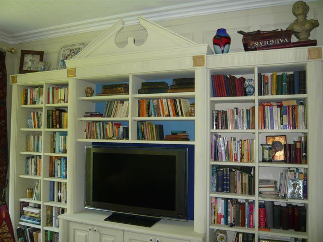 library wall panelling by wall panelling ltd