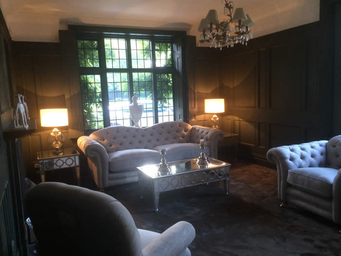 We Were Asked To Create Stunning Living Room Wall Panelling Designs By The  Customers And This Is What We Achieved.