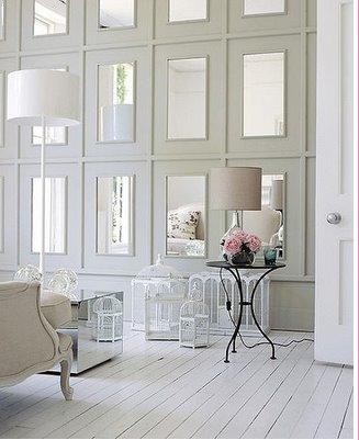 Mirrored Wall Panelling, Wall Mirror Panels Uk