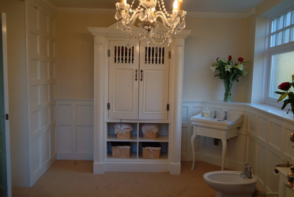 hand made bathrooms by wall panelling ltd