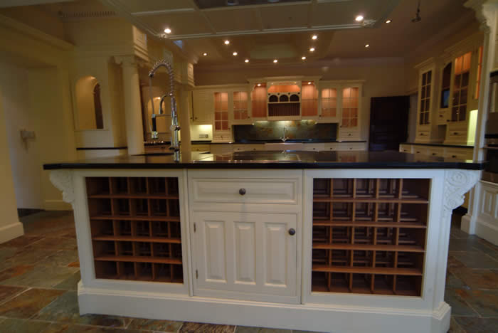classical and timeless kitchens by wall panelling ltd