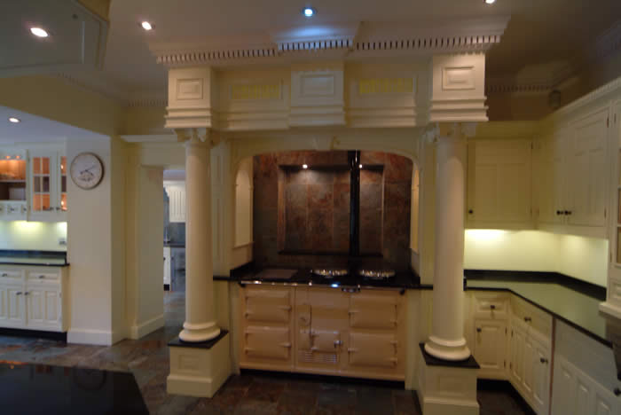 hand crafted kitchens by wall panelling ltd