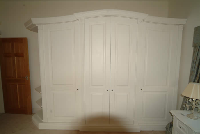 bedroom furniture by wall panelling ltd