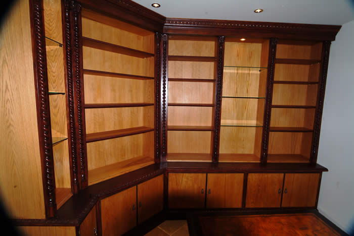 oak bookcase by wall panellingoak bookcase by wall panelling bookcases oak by wall panelling experts made in the uk mobberley hall cheshire
