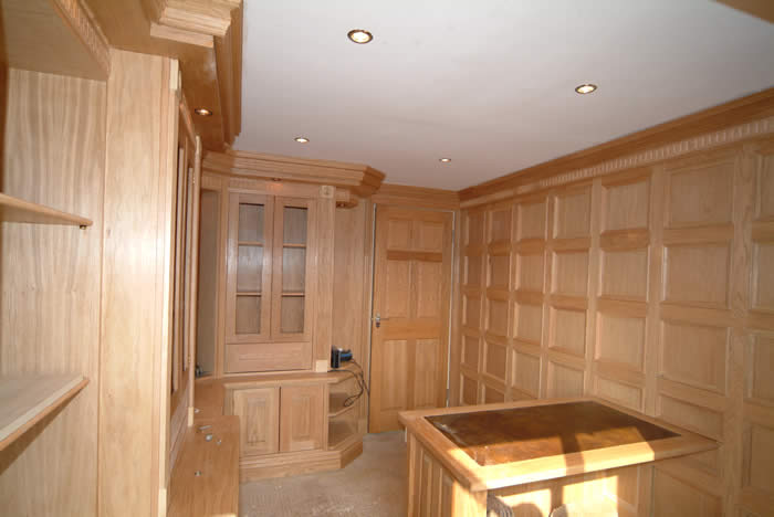 oak panels oak wall panelling made in the uk by wall panelling experts for cheshire neville and charmain