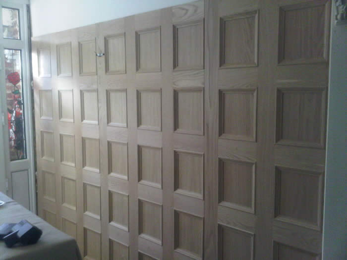 Dining Room Wall Panelling