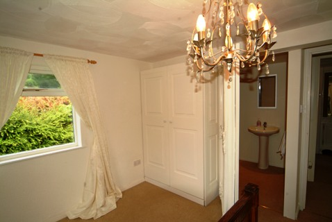 bedroom wardrobes by wall panelling the secret garden south wales sykes cottages