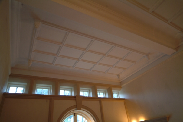 ceilign wall panelling by wall panelling cheshire