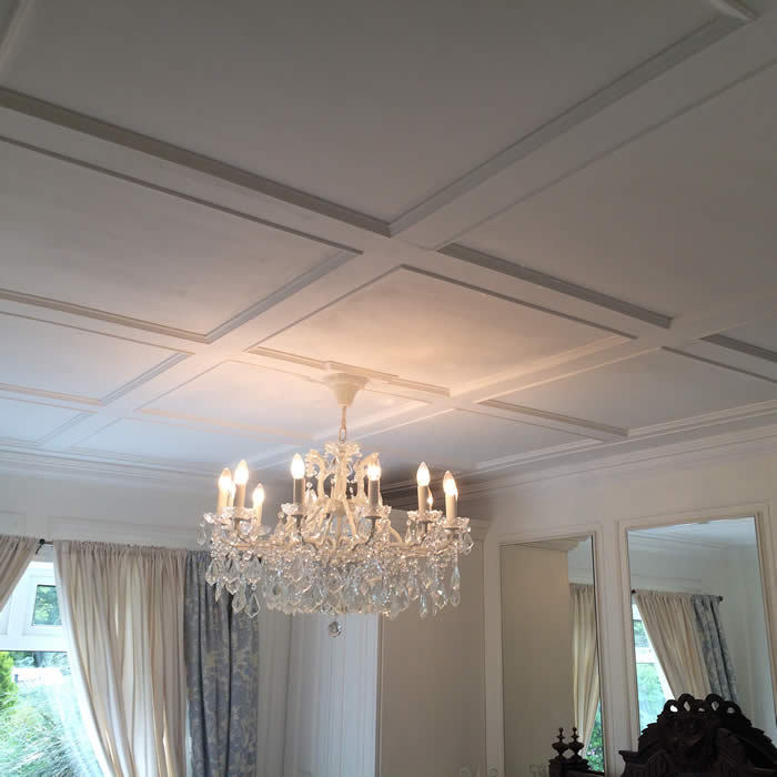 wall panelling for ceilings