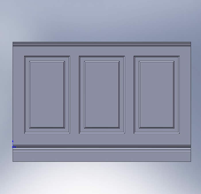 Skirting Boards | Wall Panelling Experts Rossendale, Lancashire