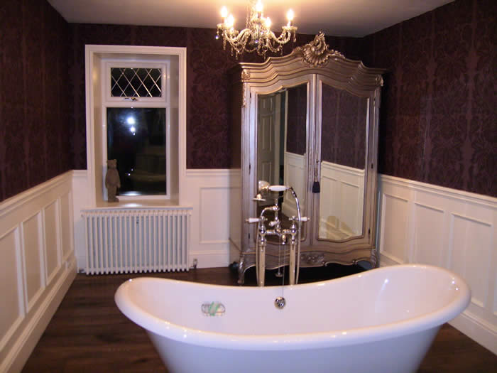 bathroom wall panelling by wall panelling experts
