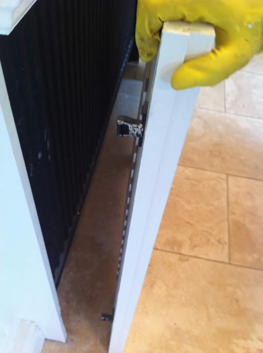 Radiator Covers How To Fix. Radiator Cabinets By Wall Panels ...