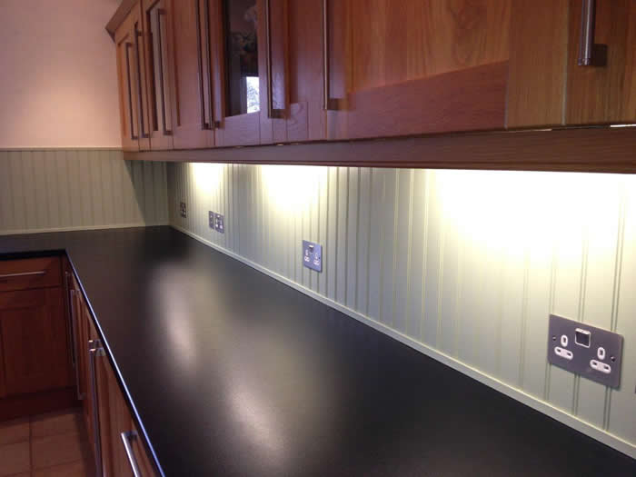 read and bead panelling in kitchens