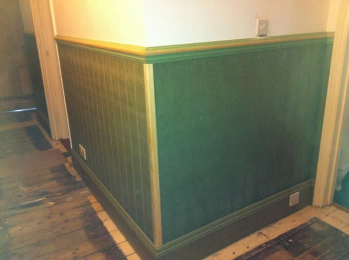 read and bead panelling by wall panelling