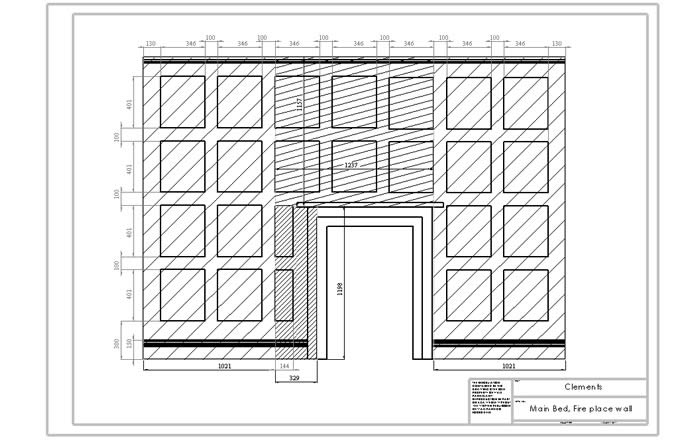 shaker panelling architectural drawings by wall panelling experts