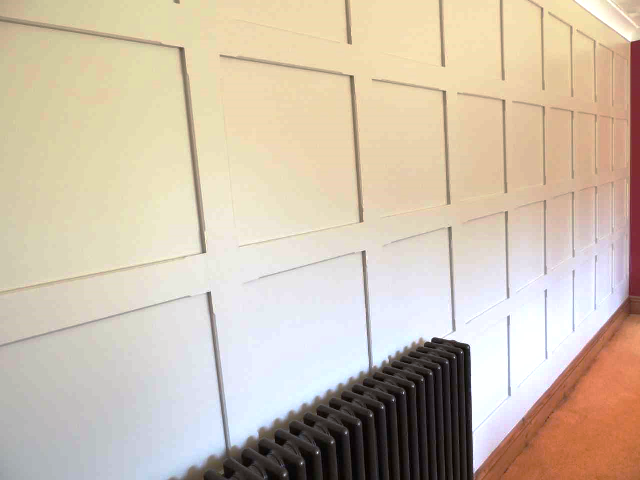 made to order shaker panelling by the wall panelling  experts