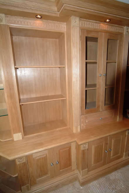oak study by wall panelling bookcases oak by wall panelling experts made in the uk
