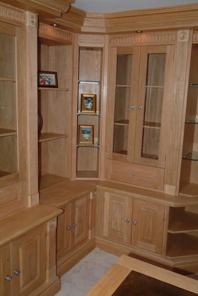 study oak wall panelling oak wall panelling made in the uk by wall panelling experts for cheshire neville and charmain