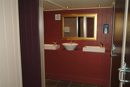 pub refurbishment red lion edinburgh by wall panelling experts