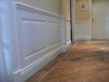 entrance hall wall panelling glasgow