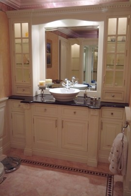 bathroom wall panelling, cheshire  made in great britain
