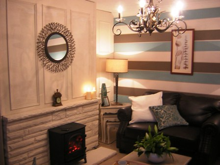 wall panelling ideas itv1 60mm makeover