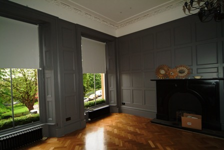 Top tv presenters and interior designers in the UK colin and justin's home Wall panelling ideas by wall panelling ltd