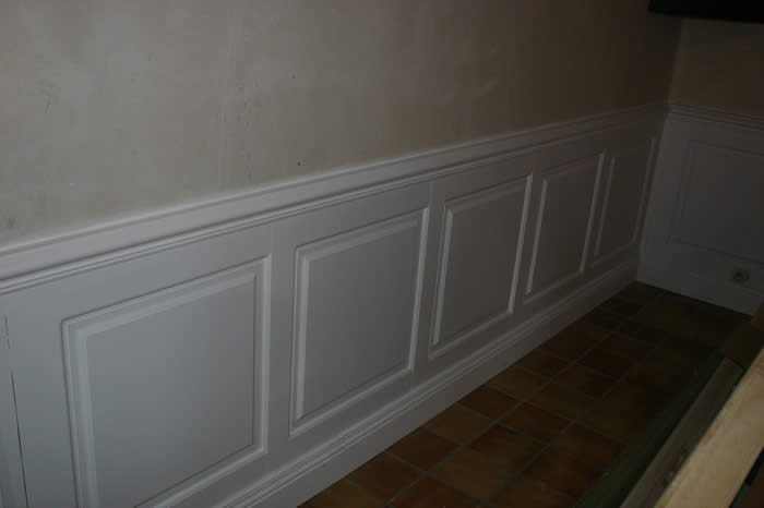 georgian wall panelling