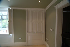 window shutter ideas by wall panelling experts
