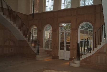 oak archways forest de bere hampshire made by the  wall panelling experts