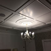 made in Britian to order ceiling panelling by wall panelling experts